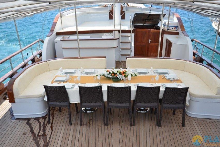 Miss Vela Yacht Gulet - Yacht Charter Marmaris Turkey Platin Yachting 10
