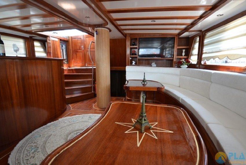 Miss Vela Yacht Gulet - Yacht Charter Marmaris Turkey Platin Yachting 13