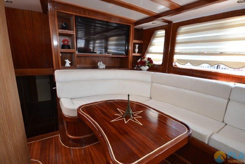 Miss Vela Yacht Gulet - Yacht Charter Marmaris Turkey Platin Yachting 14