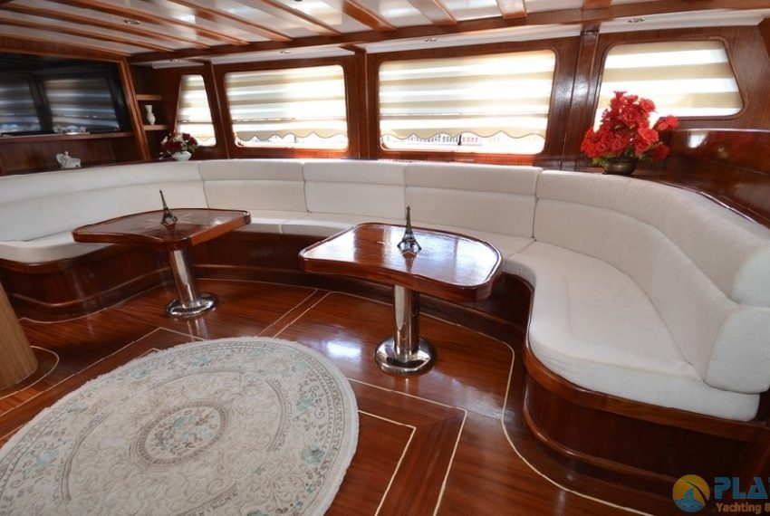 Miss Vela Yacht Gulet - Yacht Charter Marmaris Turkey Platin Yachting 15