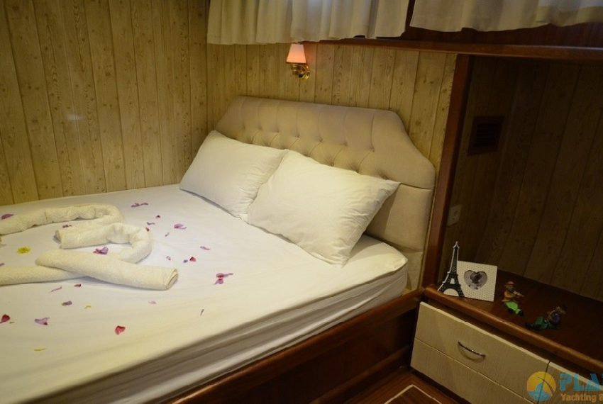 Miss Vela Yacht Gulet - Yacht Charter Marmaris Turkey Platin Yachting 16