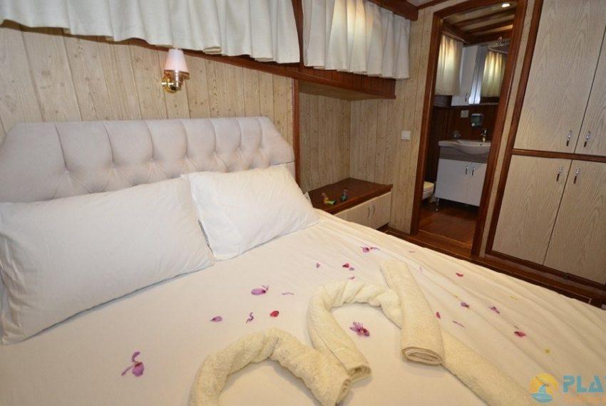 Miss Vela Yacht Gulet - Yacht Charter Marmaris Turkey Platin Yachting 17