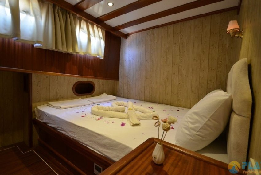 Miss Vela Yacht Gulet - Yacht Charter Marmaris Turkey Platin Yachting 18