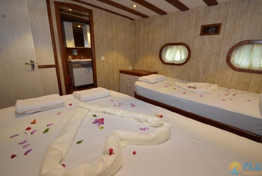Miss Vela Yacht Gulet - Yacht Charter Marmaris Turkey Platin Yachting 20