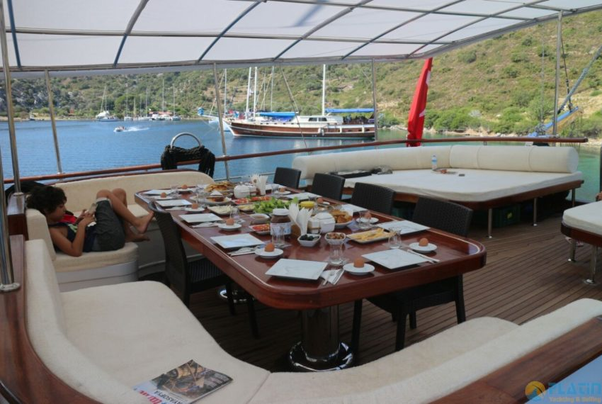 Miss Vela Yacht Gulet - Yacht Charter Marmaris Turkey Platin Yachting 23