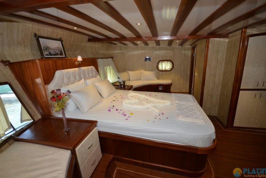 Miss Vela Yacht Gulet - Yacht Charter Marmaris Turkey Platin Yachting 24