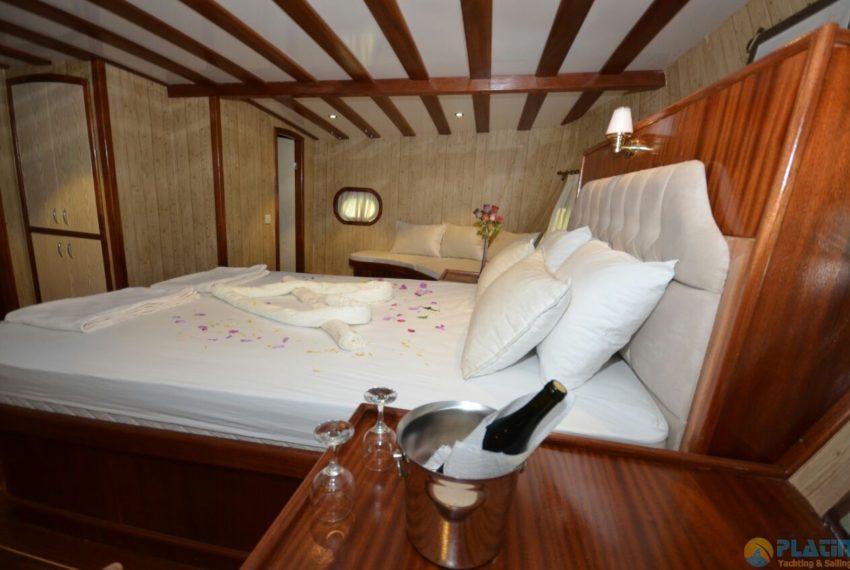 Miss Vela Yacht Gulet - Yacht Charter Marmaris Turkey Platin Yachting 25