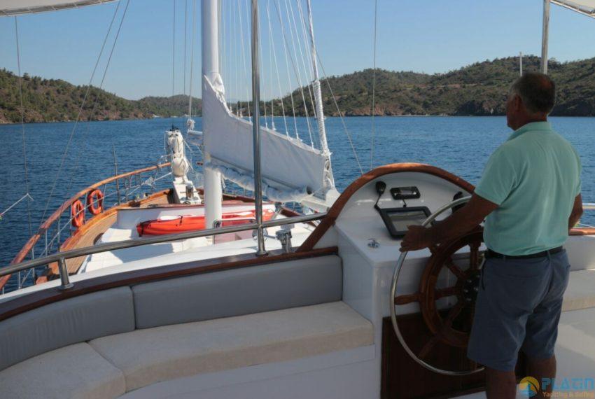 Miss Vela Yacht Gulet - Yacht Charter Marmaris Turkey Platin Yachting 26