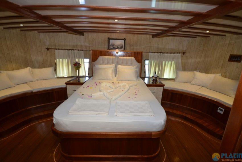 Miss Vela Yacht Gulet - Yacht Charter Marmaris Turkey Platin Yachting 27