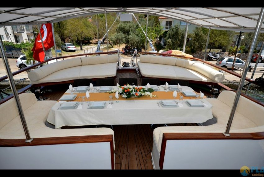 Miss Vela Yacht Gulet - Yacht Charter Marmaris Turkey Platin Yachting 29