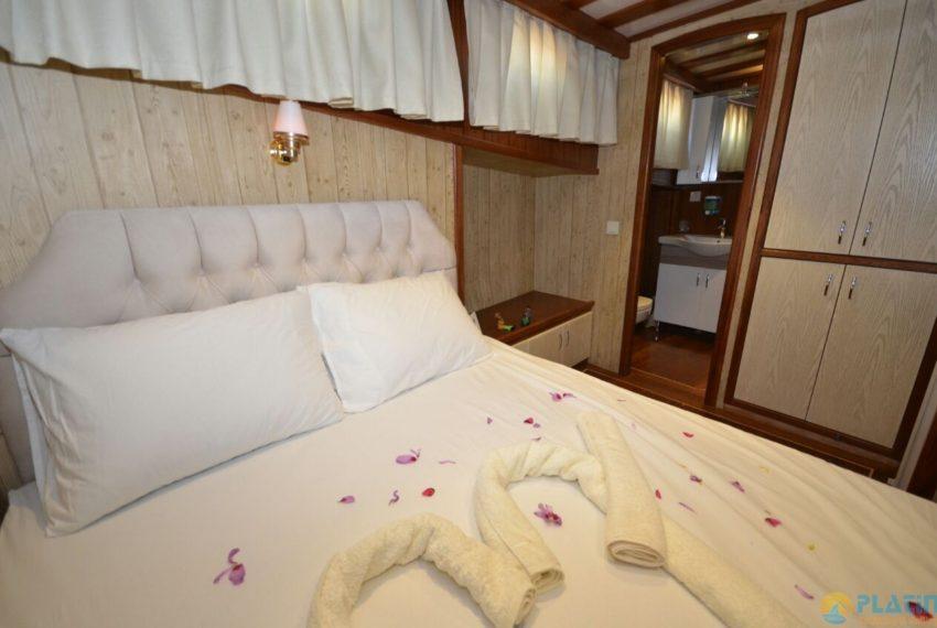 Miss Vela Yacht Gulet - Yacht Charter Marmaris Turkey Platin Yachting 31