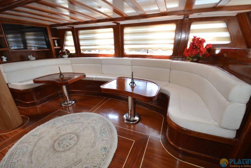 Miss Vela Yacht Gulet - Yacht Charter Marmaris Turkey Platin Yachting 32