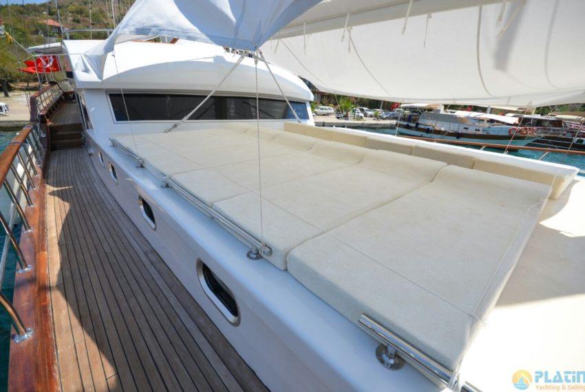 Miss Vela Yacht Gulet - Yacht Charter Marmaris Turkey Platin Yachting 33