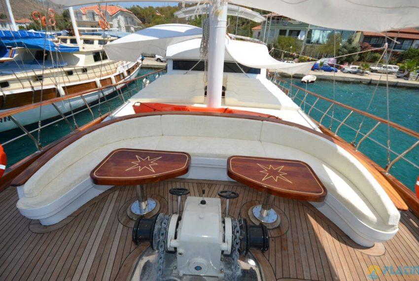 Miss Vela Yacht Gulet - Yacht Charter Marmaris Turkey Platin Yachting 35