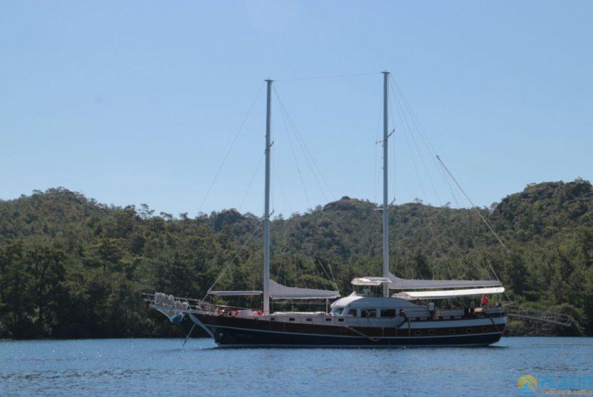 Miss Vela Yacht Gulet - Yacht Charter Marmaris Turkey Platin Yachting 36