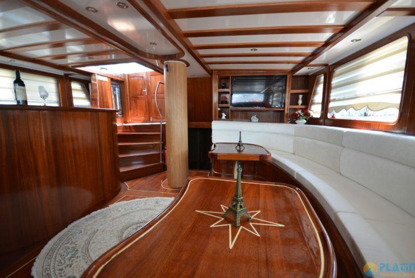 Miss Vela Yacht Gulet - Yacht Charter Marmaris Turkey Platin Yachting 37