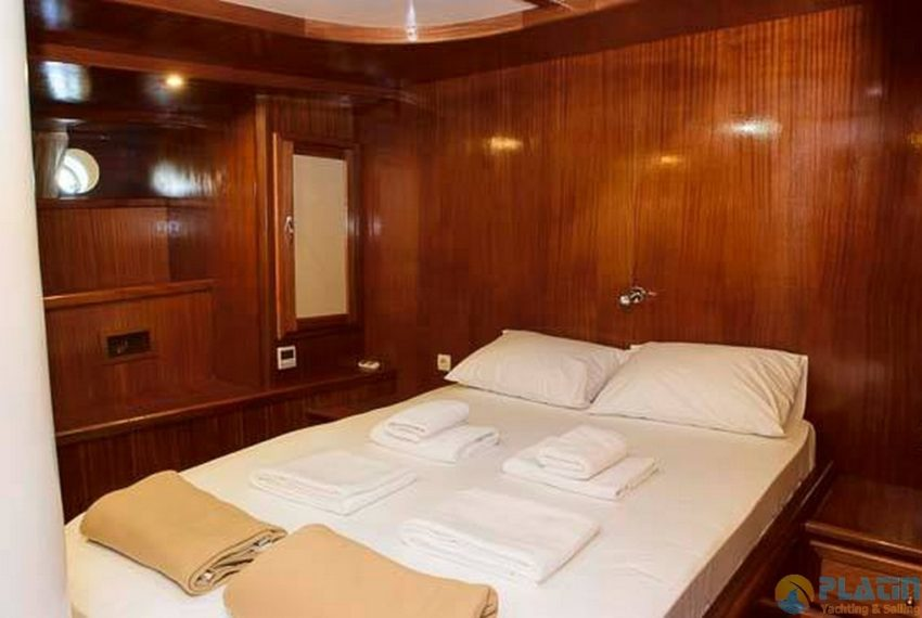 Ufuk ELa Yacht Gulet Charter in Marmaris 01