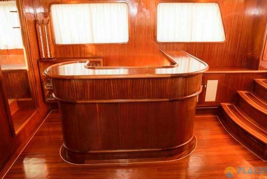 Ufuk ELa Yacht Gulet Charter in Marmaris 03