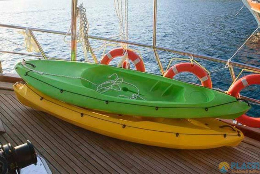 Ufuk ELa Yacht Gulet Charter in Marmaris 04