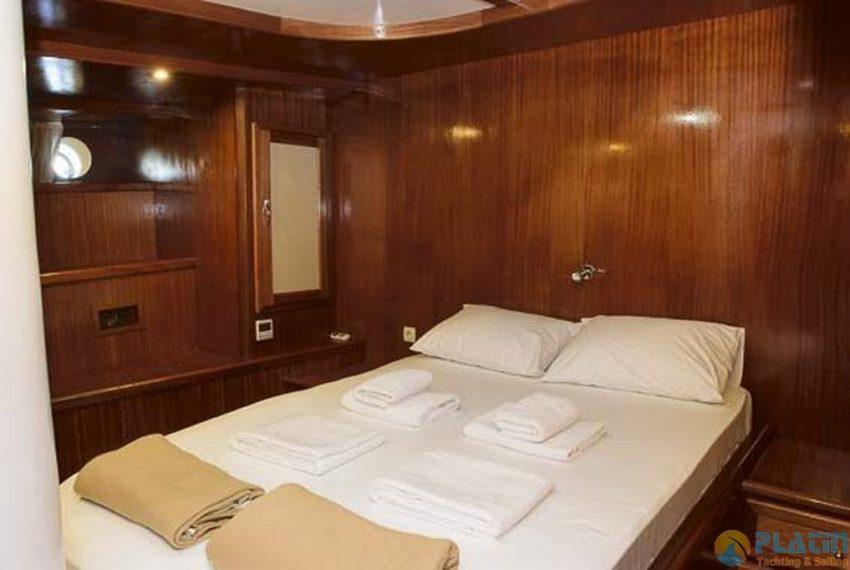 Ufuk ELa Yacht Gulet Charter in Marmaris 08
