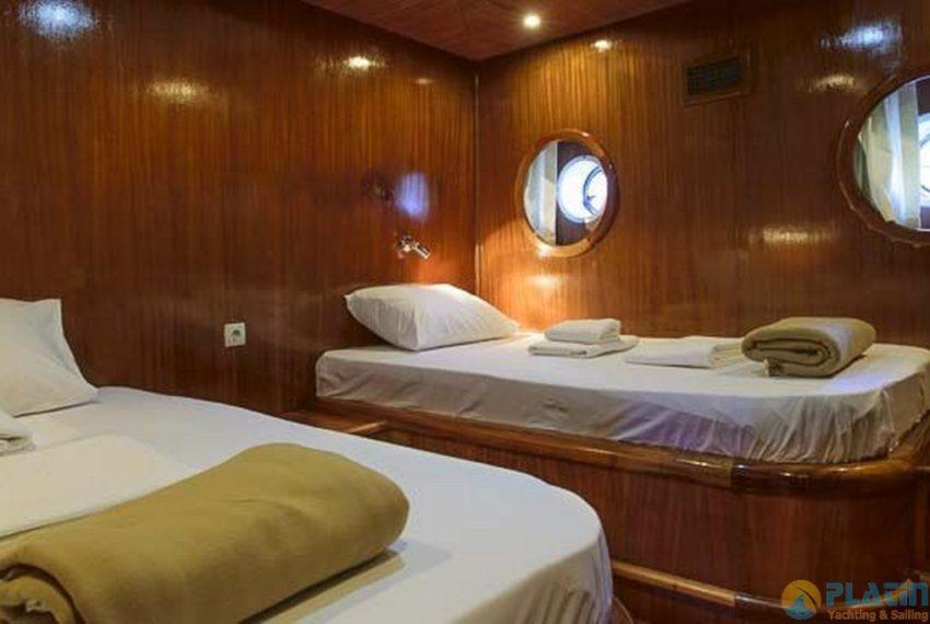 Ufuk ELa Yacht Gulet Charter in Marmaris 10