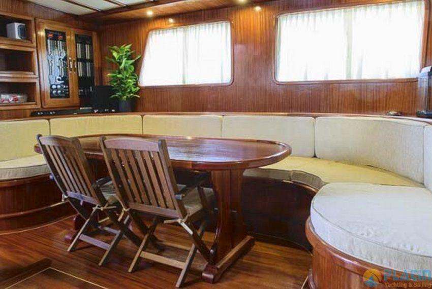 Ufuk ELa Yacht Gulet Charter in Marmaris 11