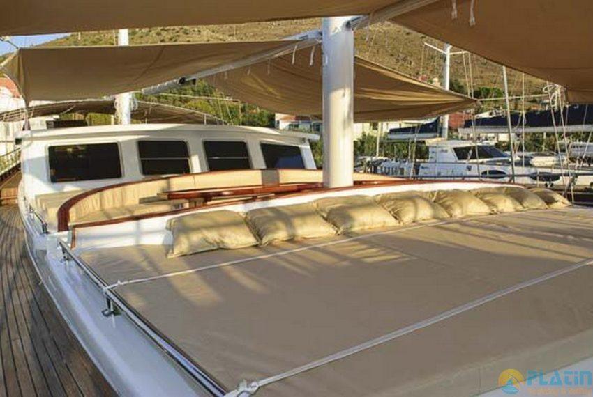 Ufuk ELa Yacht Gulet Charter in Marmaris 12