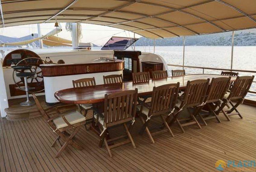 Ufuk ELa Yacht Gulet Charter in Marmaris 13