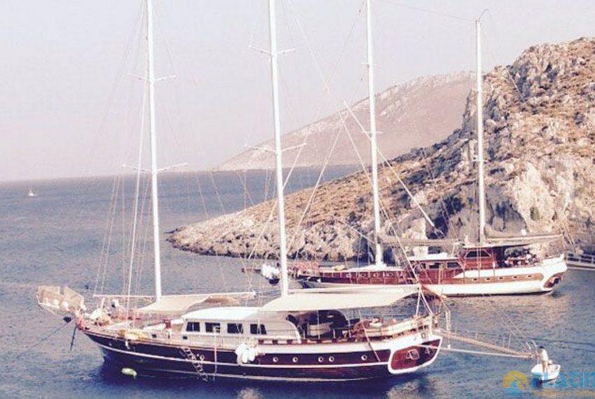Ufuk ELa Yacht Gulet Charter in Marmaris