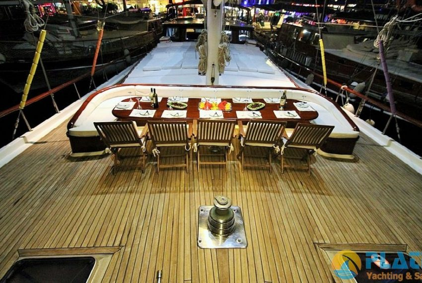 Gumus 1 Gulet Yacht for Rent in Turkey Greece Platin Yachting 05