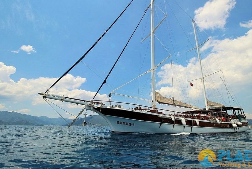 Gumus 1 Gulet Yacht for Rent in Turkey Greece Platin Yachting 13