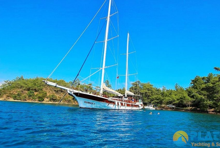 Gumus 1 Gulet Yacht for Rent in Turkey Greece Platin Yachting 20