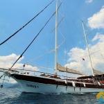 Gumus 1 Gulet Yacht for Rent in Turkey Greece Platin Yachting