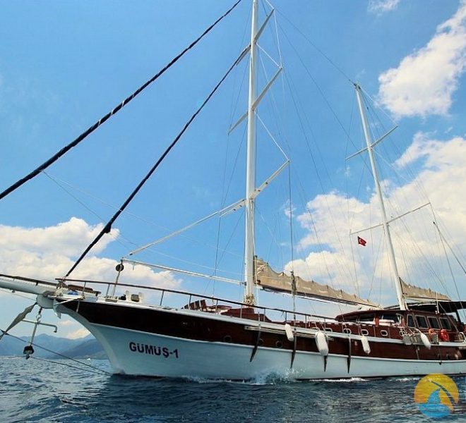 Gumus 1 Gulet Yacht for Rent in Turkey Greece Platin Yachting