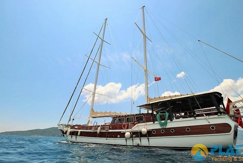 Gumus 1 Gulet Yacht for Rent in Turkey Greece Platin Yachting 22