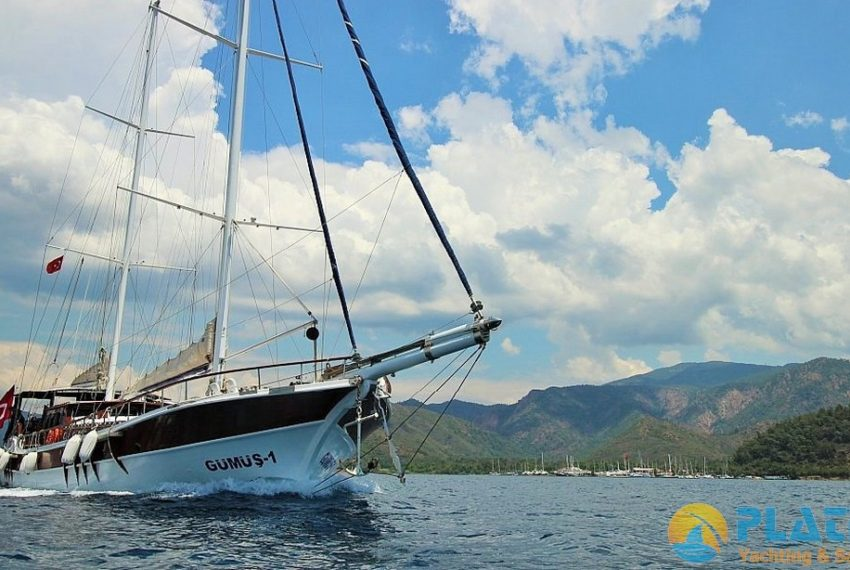 Gumus 1 Gulet Yacht for Rent in Turkey Greece Platin Yachting 23