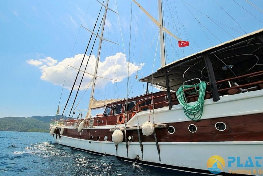 Gumus 1 Gulet Yacht for Rent in Turkey Greece Platin Yachting 25