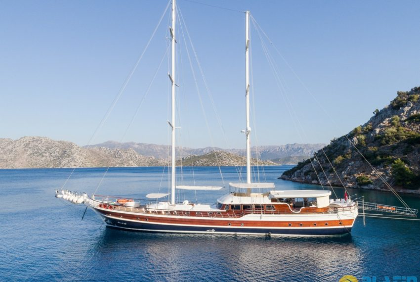 Halcon Del Mar Yacht Charter Turkey Greece Platin Yachting 01