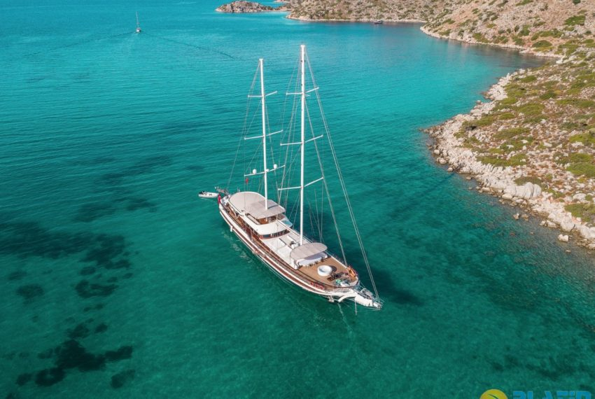 Halcon Del Mar Yacht Charter Turkey Greece Platin Yachting 08