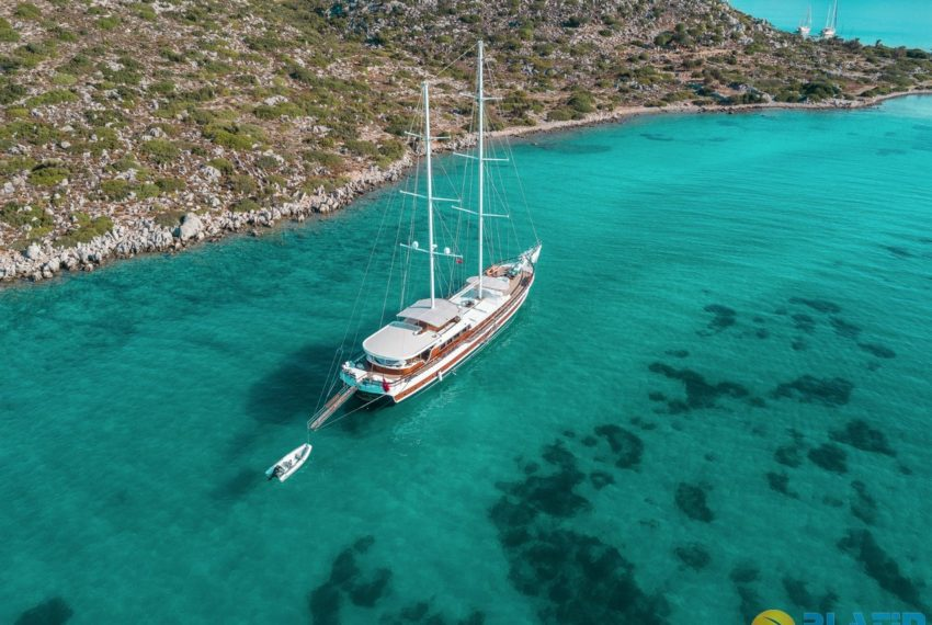 Halcon Del Mar Yacht Charter Turkey Greece Platin Yachting 09