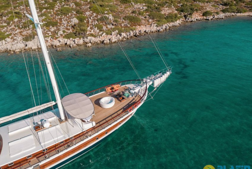 Halcon Del Mar Yacht Charter Turkey Greece Platin Yachting 10