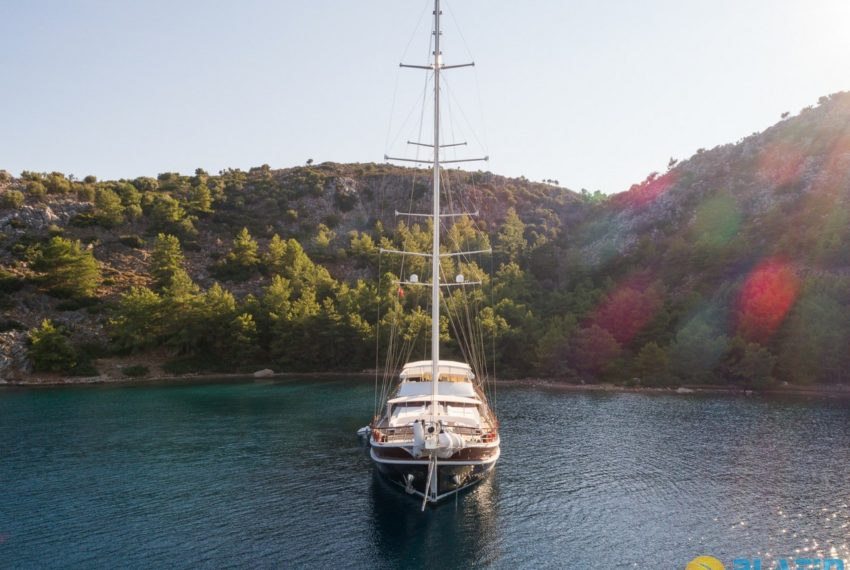Halcon Del Mar Yacht Charter Turkey Greece Platin Yachting 12