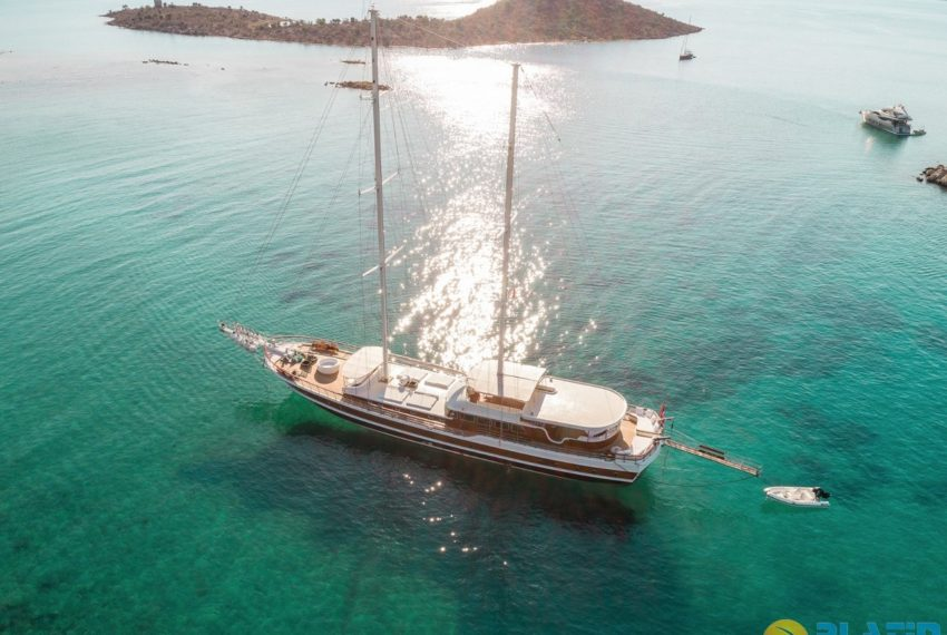Halcon Del Mar Yacht Charter Turkey Greece Platin Yachting 13