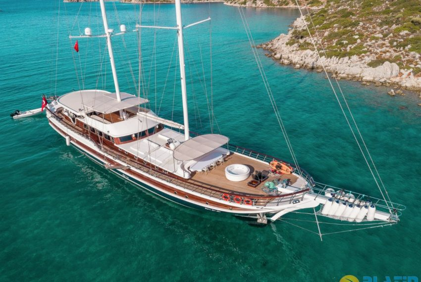 Halcon Del Mar Yacht Charter Turkey Greece Platin Yachting