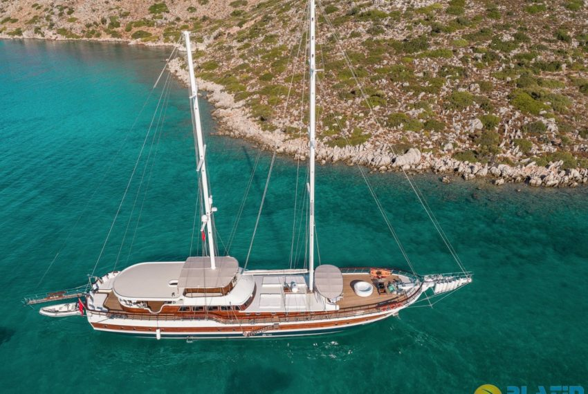 Halcon Del Mar Yacht Charter Turkey Greece Platin Yachting 15