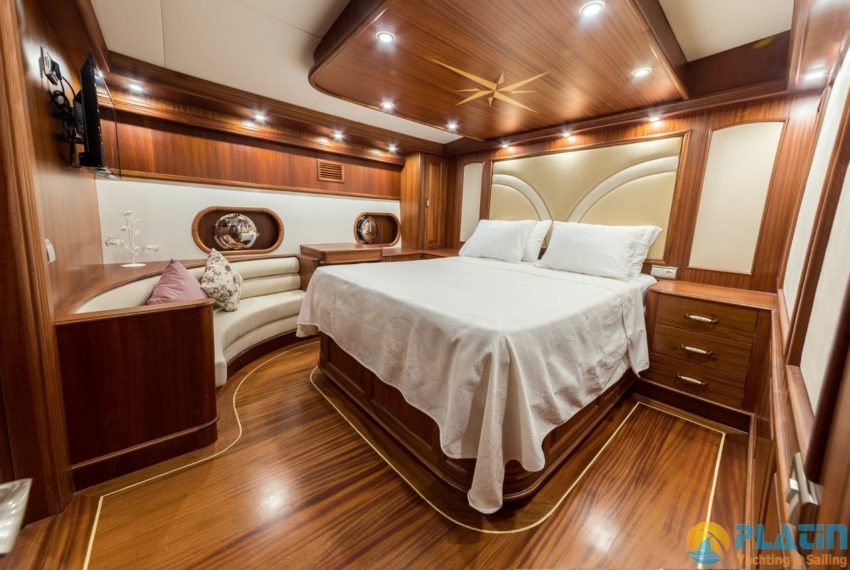 Halcon Del Mar Yacht Charter Turkey Greece Platin Yachting 21