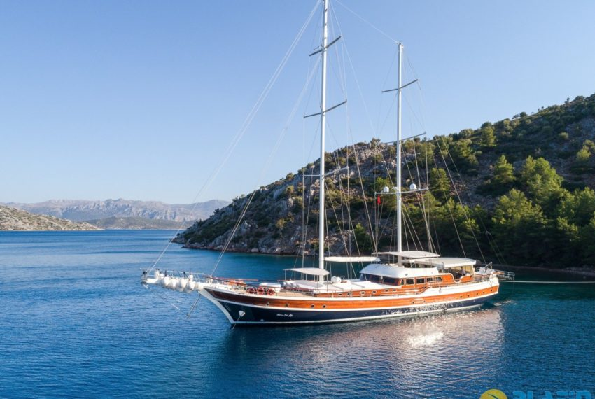 Halcon Del Mar Yacht Charter Turkey Greece Platin Yachting 23