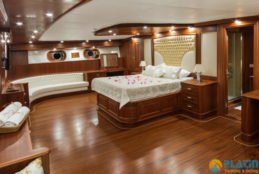 Halcon Del Mar Yacht Charter Turkey Greece Platin Yachting 28