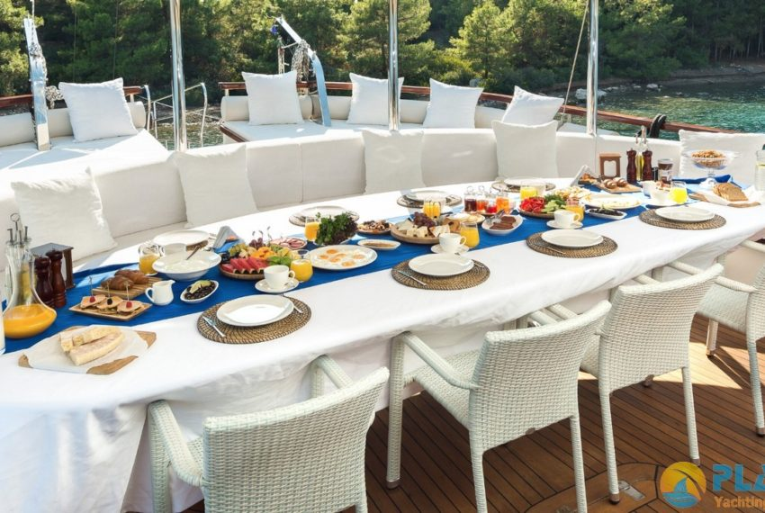 Halcon Del Mar Yacht Charter Turkey Greece Platin Yachting 35