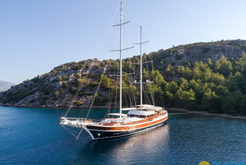 Halcon Del Mar Yacht Charter Turkey Greece Platin Yachting 38